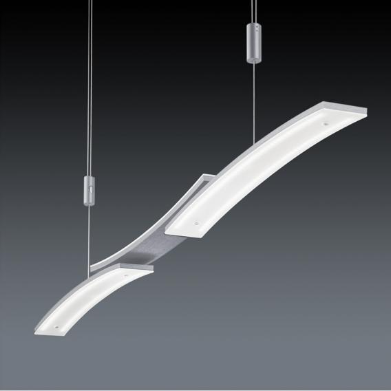 BANKAMP NEW WAVE LED Pendelleuchte mit Dimmer