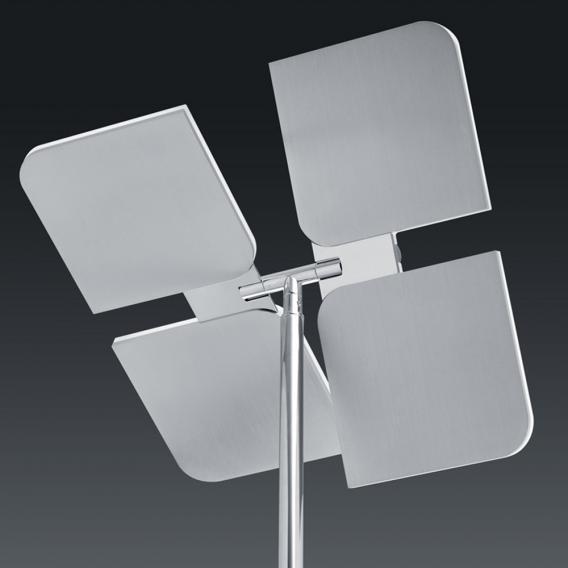 BANKAMP QUADRIFOGLIO LED Stehleuchte mit Dimmer