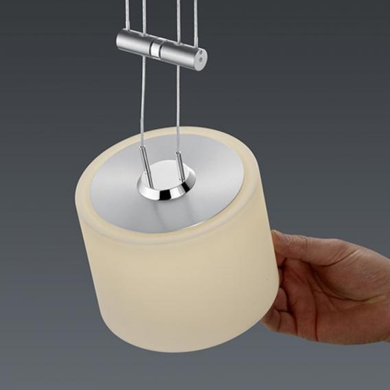 BANKAMP STRADA GRAZIA LED Pendelleuchte  ohne Baldachin mit Dimmer