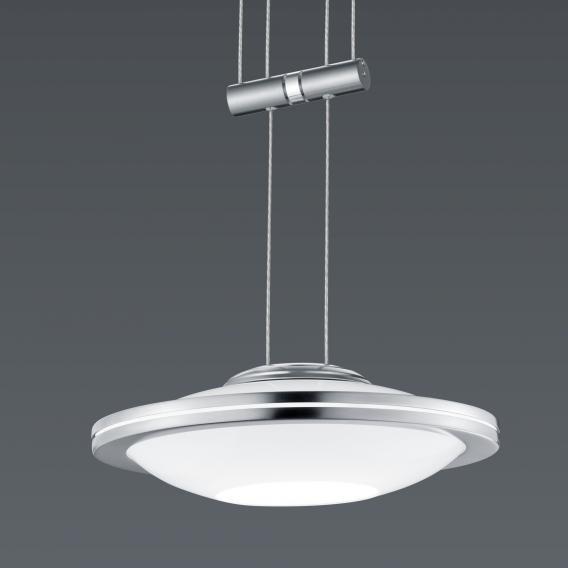 BANKAMP STRADA SATURNO CCT LED Pendelleuchte  ohne Baldachin mit Dimmer
