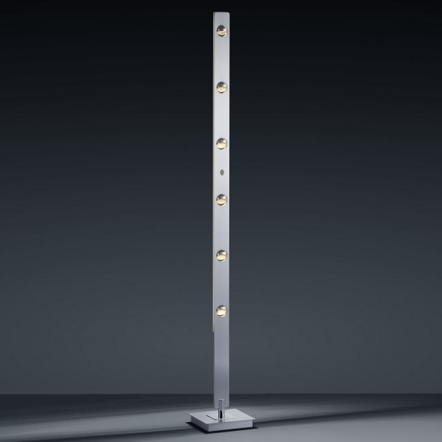 BANKAMP CARO LED Stehleuchte mit Dimmer