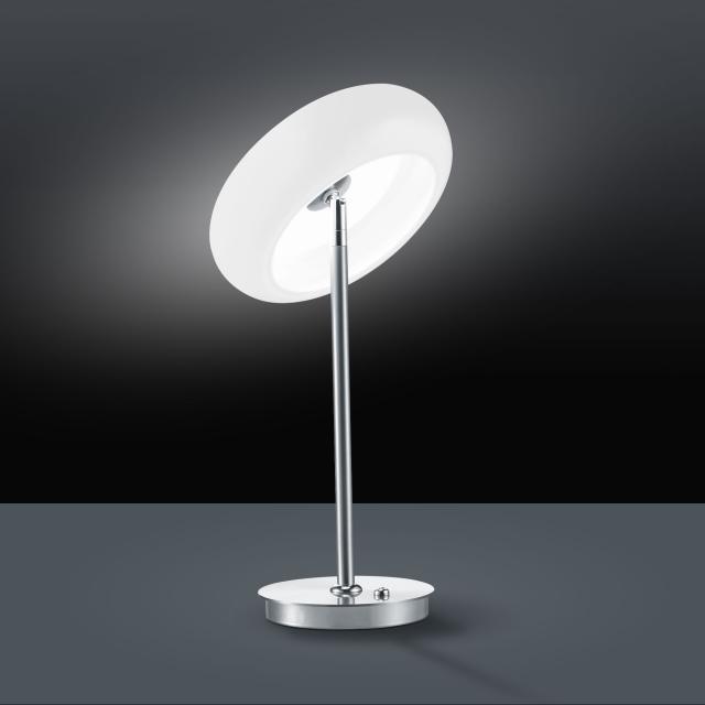 BANKAMP CENTA LED Tischleuchte mit Dimmer