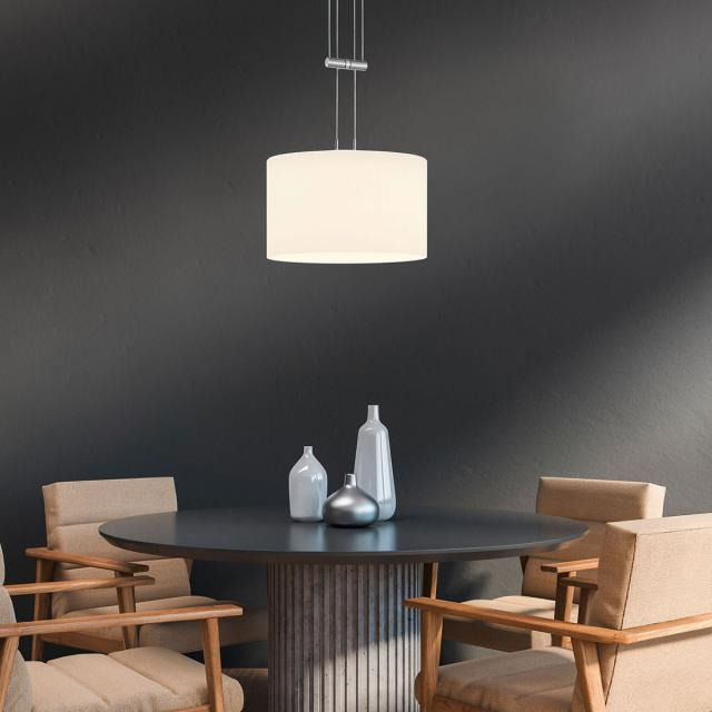 BANKAMP GRAZIA LED Pendelleuchte 1-flammig mit Dimmer