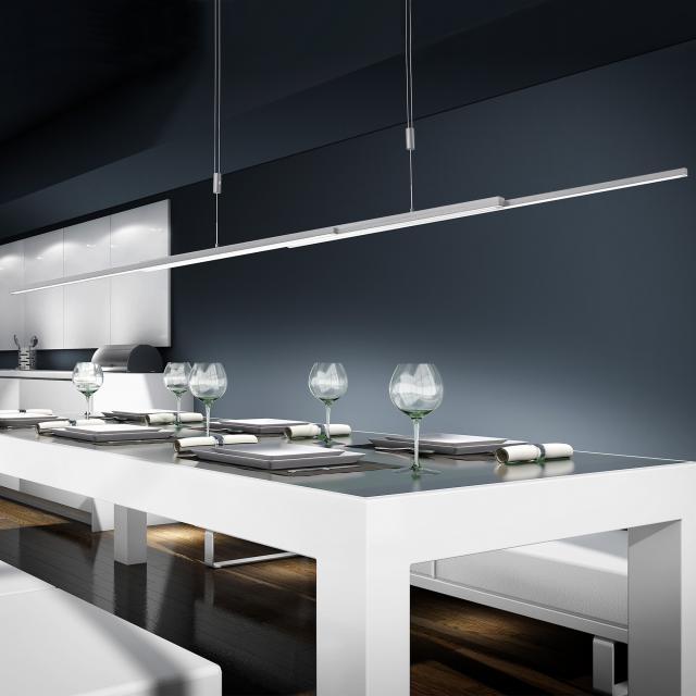 BANKAMP L-lightLINE LED Pendelleuchte mit Vertical Dimm