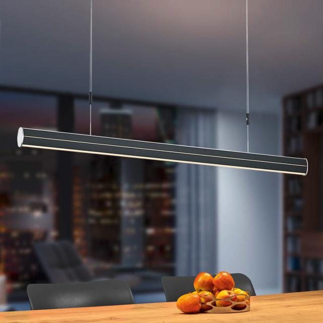 BANKAMP PURE F LED Pendelleuchte mit Vertical Dimm
