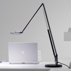 belux lifto LED Tischleuchte mit Dimmer und veränderbarer Lichtfarbe