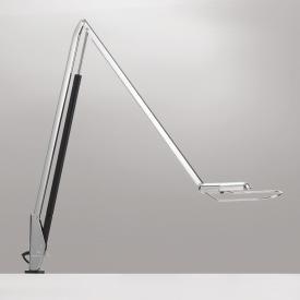 belux liftolino LED Tischleuchte mit fixer Befestigung, Dimmer und veränderbarer Lichtfarbe