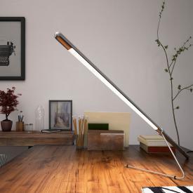 belux tubo LED Tischleuchte mit Dimmer