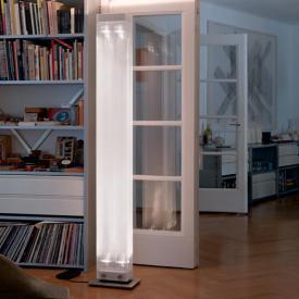 belux twilight LED Stehleuchte mit Dimmer und veränderbarer Lichtfarbe