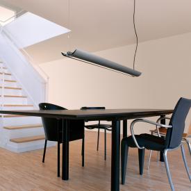 belux updown LED Pendelleuchte, Lichtaustritt verstellbar