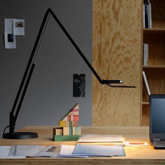 belux lifto LED Tischleuchte mit Dimmer