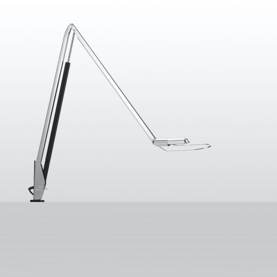 belux liftolino LED Tischleuchte mit fixer Befestigung und Dimmer