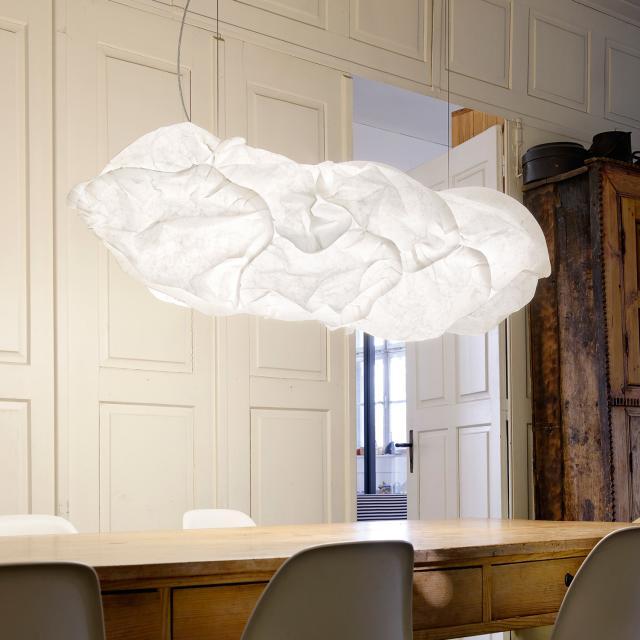 belux cloud-XL LED Pendelleuchte