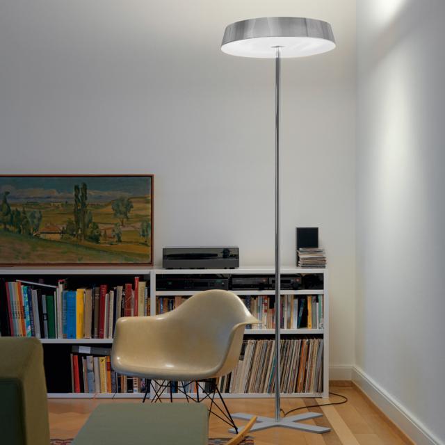 belux koi neo LED Stehleuchte mit Dimmer