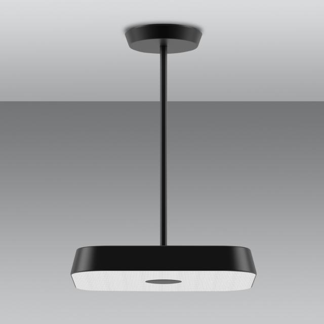 belux koi-q Multisens LED Pendelleuchte mit Bewegungsmelder