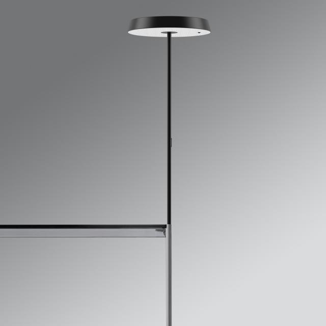 belux koi-s LED Tischleuchte mit Schraubbefestigung und Dimmer