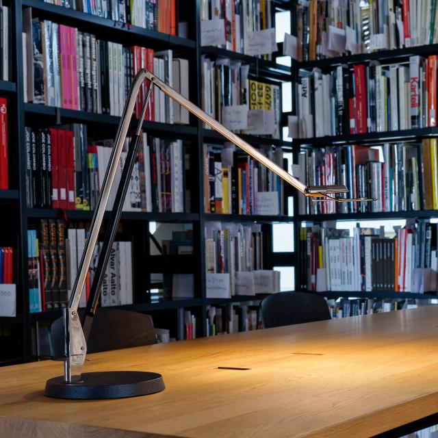 belux liftolino LED Tischleuchte mit Dimmer