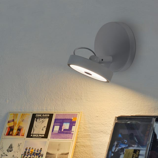 belux u-turn LED Wandleuchte