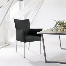 bert plantagie Arc Stuhl mit eckigen Beinen