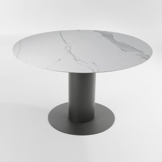bert plantagie Oval Esstisch, rund