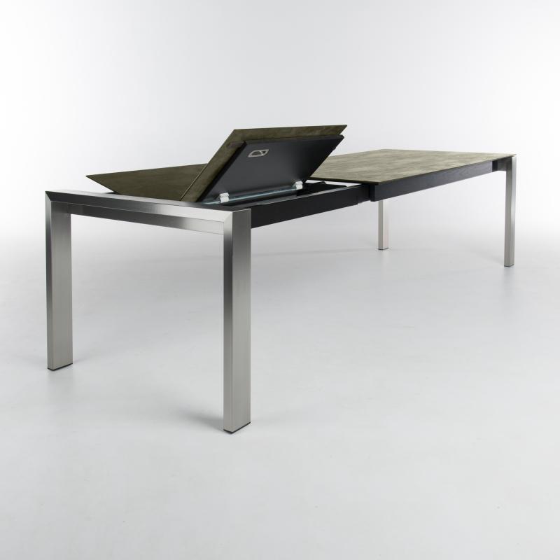 bert plantagie opi esstisch mit auszug opi 160x99 6 auszug 60 lc3100 reuter. Black Bedroom Furniture Sets. Home Design Ideas