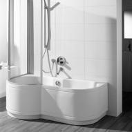 duschbadewannen | kombiwannen günstig kaufen bei reuter, Hause ideen