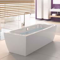 Freistehende badewanne eckig  Freistehende Badewannen von Bette bei REUTER
