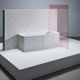 Bette Bambino Raumspar-Badewanne weiß, mit BetteAntirutsch, mit BetteGlasur Plus