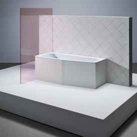 Bette Bambino Raumspar-Badewanne weiß, mit BetteGlasur Plus