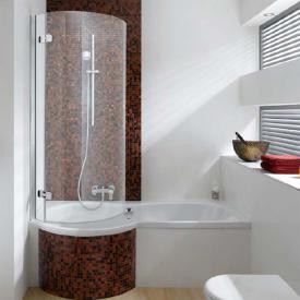 Badewanne mit duschzone eckig  Duschbadewannen | Kombiwannen günstig kaufen bei REUTER