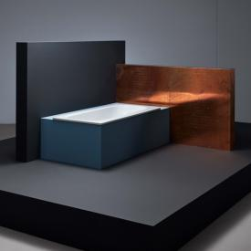 Bette Duett Rechteckwanne weiß, mit BetteAntirutsch gesamte Bodenfläche