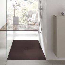 Bette Floor Rechteck-Duschwanne anthrazit, mit BetteAntirutsch Pro