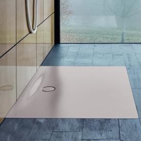 Bette Floor Side Rechteck-Duschwanne grau 411