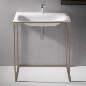Bette Lux Shape Rahmengestell zu B: 100 T: 49,5 cm taupe feinstruktur matt