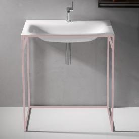 Bette Lux Shape Rahmengestell zu B: 60 T: 49,5 cm rosé feinstruktur matt
