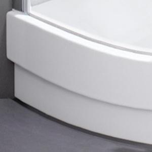 Bette Corner Abnehmbarer Untertritt weiß
