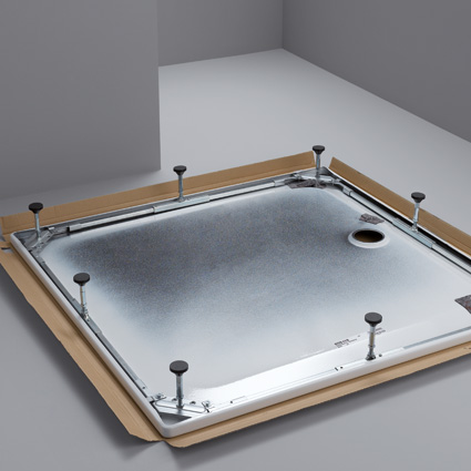 Bette Fuss-System Floor Corner