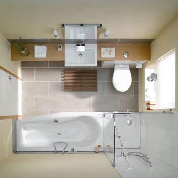 bette luna raumspar badewanne fu ende rechts wei 2760 000 reuter. Black Bedroom Furniture Sets. Home Design Ideas