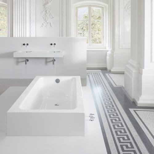 bette one relax highline rechteck badewanne wanne wei. Black Bedroom Furniture Sets. Home Design Ideas