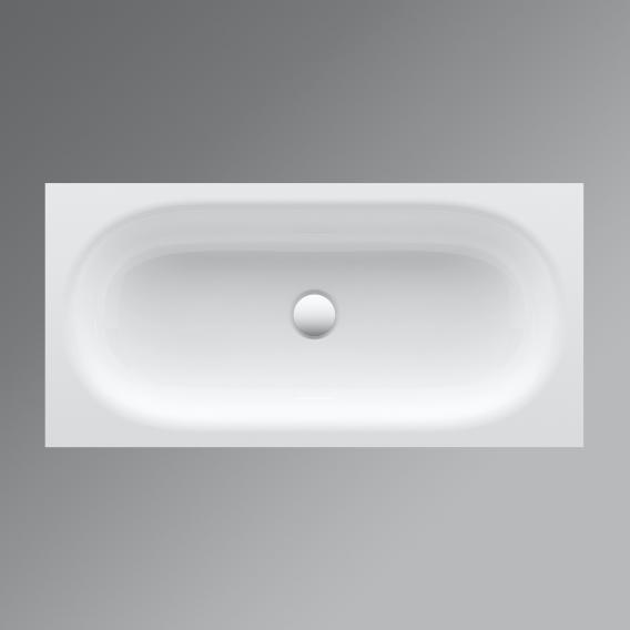 Bette Comodo Unterbauwaschtisch weiß, mit BetteGlasur Plus, ohne Überlauf