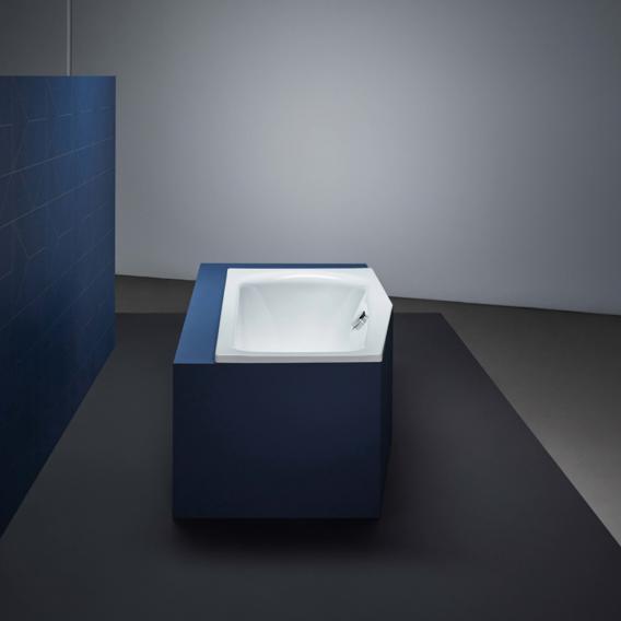 Bette Luna Raumspar-Badewanne weiß