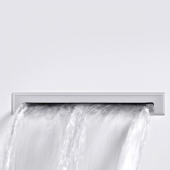 Bette Splash Wasserfalleinlauf chrom