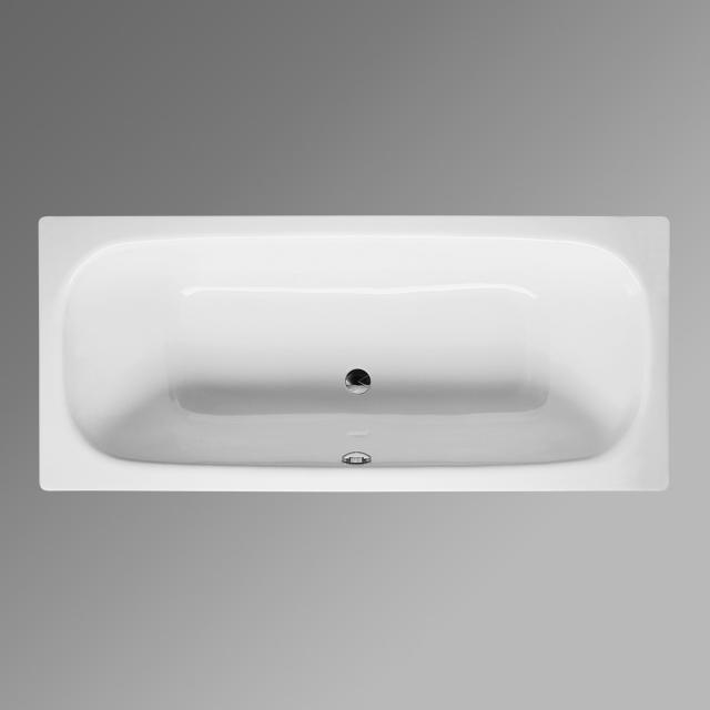 Bette Duett Rechteck-Badewanne, Einbau weiß