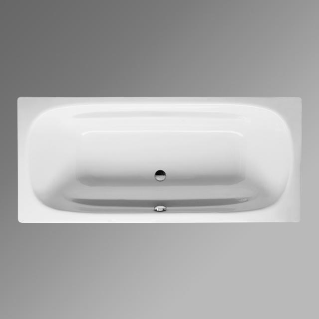 Bette Duo Rechteck-Badewanne, Einbau weiß