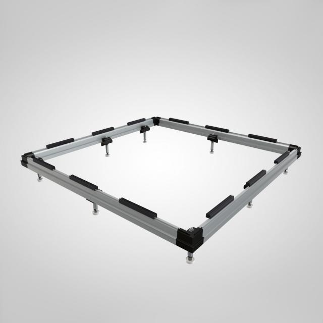 Bette Einbausystem Universal Basic für bodengleichen Einbau