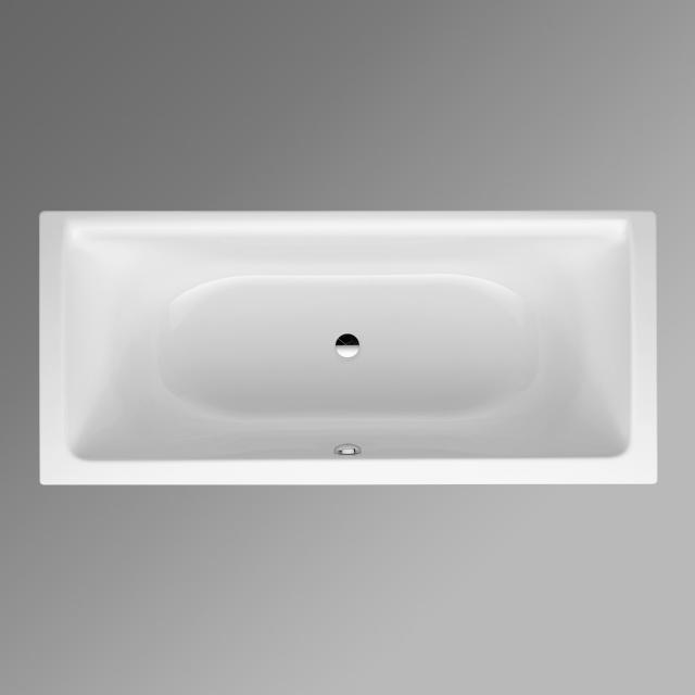 Bette Free Rechteck-Badewanne, Einbau weiß
