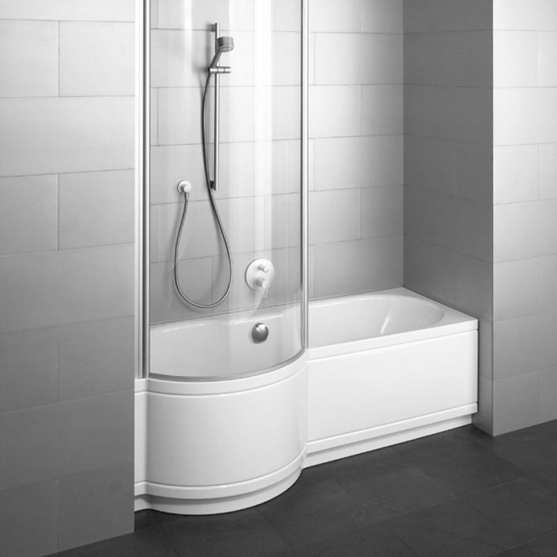 Badewanne mit duschbereich  Duschbadewannen | Kombiwannen günstig kaufen bei REUTER