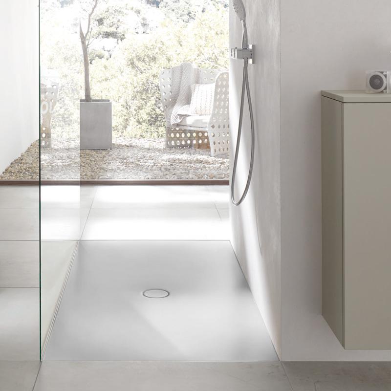 bette floor rechteck duschwanne schnee 1261 440 reuter. Black Bedroom Furniture Sets. Home Design Ideas
