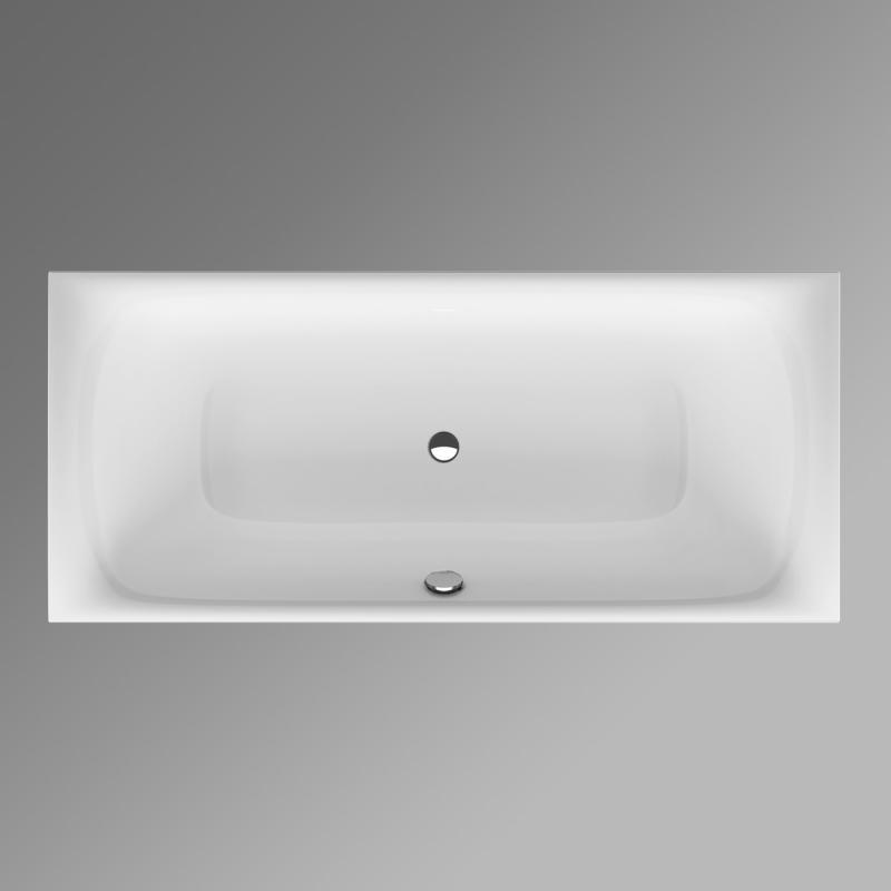 Bette lux rechteck badewanne wei 3440 000 reuter for Sechseck badewanne stahl