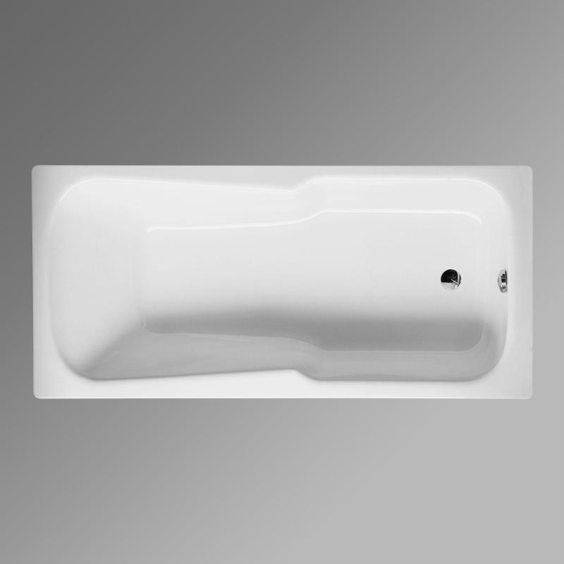 Bette set rechteck badewanne wei 3060 000 reuter for Sechseck badewanne stahl